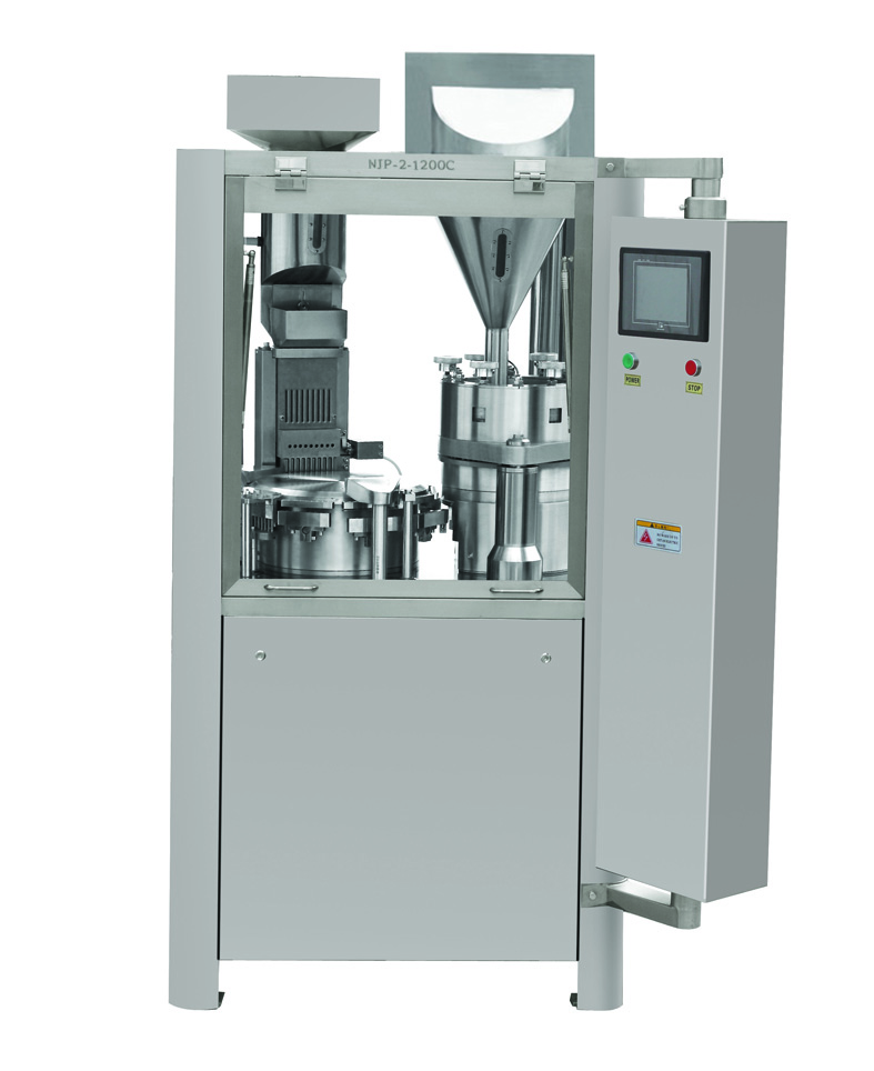 NJP-800/1200-Fully-Automatic Capsule Filling Machine