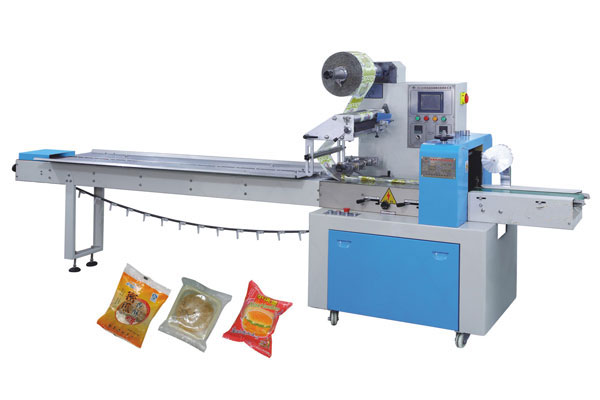 KD-350/450-Automatic high-speed pillow-shaped packaging machine
