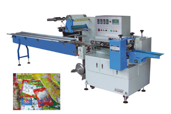 KD-600-Automatic Pillow Packing Machine